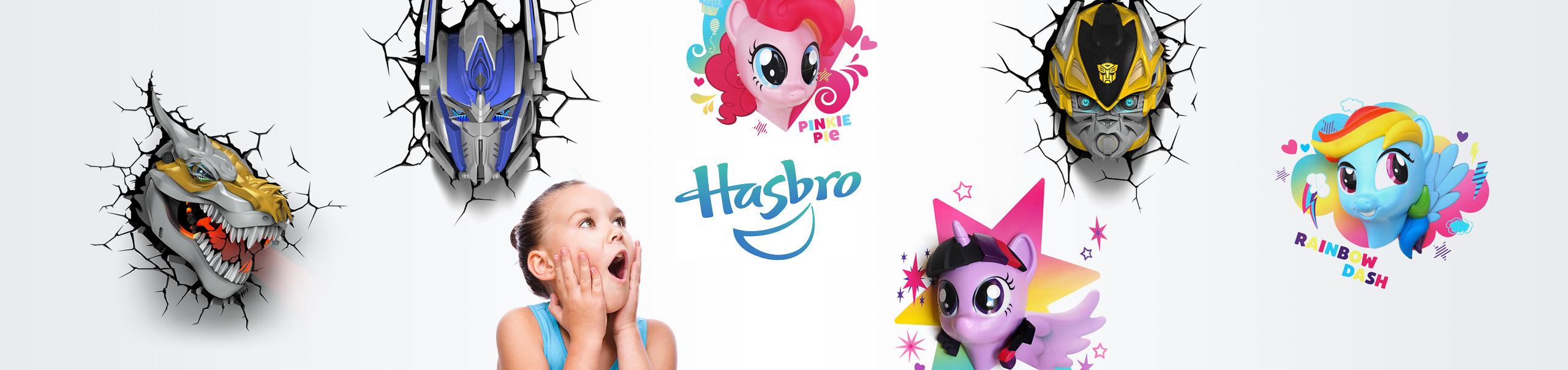 Hasbro Banner