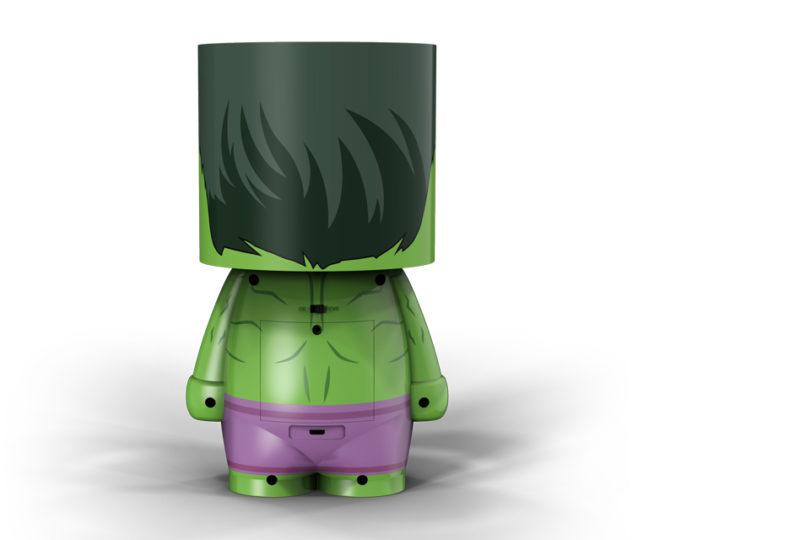 Hulk 3dlightfx