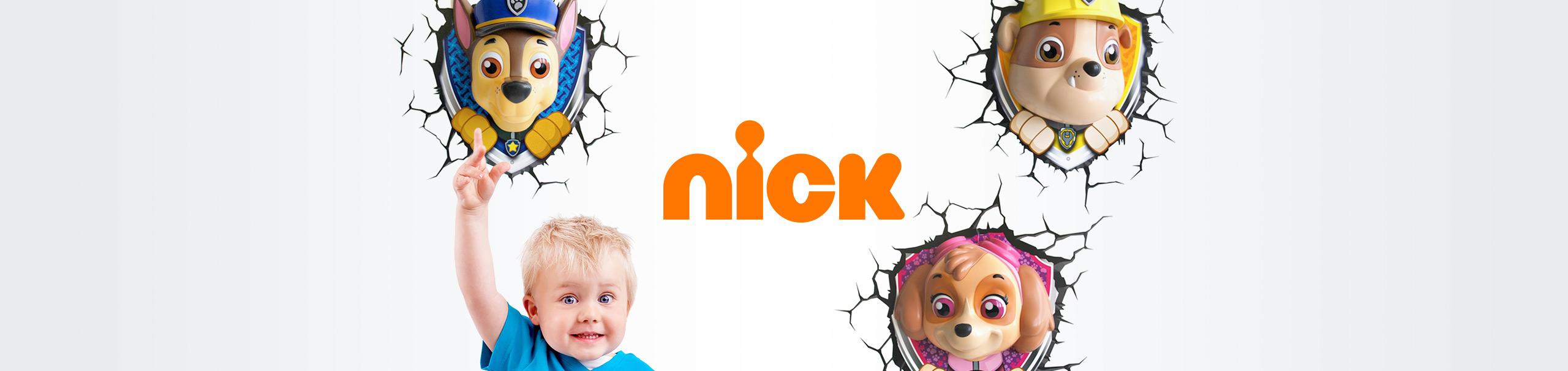 Nickelodeon Banner