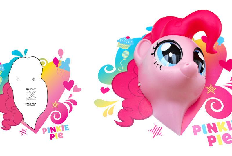 Pinkie Pie Light 3dlightfx
