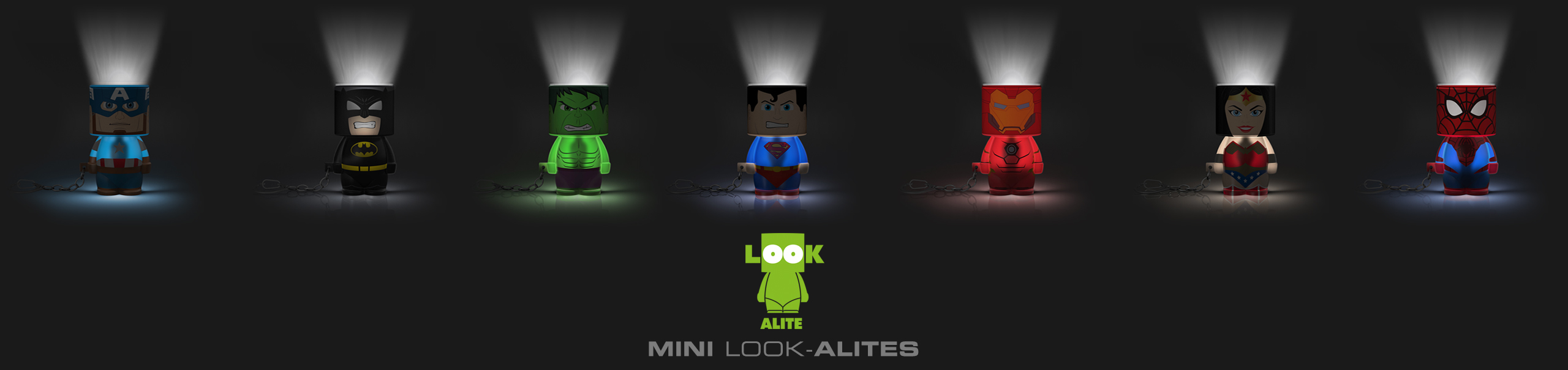 Mini Look Alites Banner