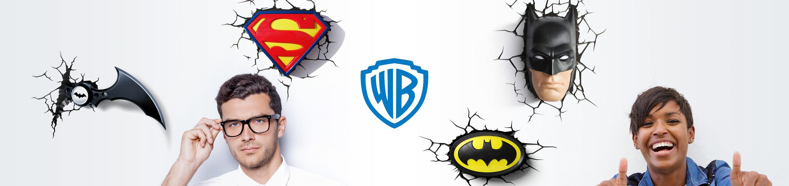 Warner Bros Banner